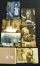 jeu de 6 photos cinema LES CONTES DE L'HORLOGE MAGIQUE - LADISLAS STAREWITCH