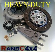 5551 Land Rover Heavy Duty Discovery 300 Tdi Three Part Clutch Kit inc Fork Kit