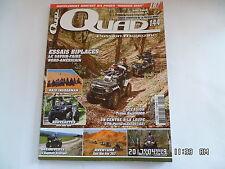 QUAD PASSION MAGAZINE N°144 06/2012 TRITON BAJA 400R RAID INGHARMAN    I27