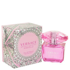 Versace Bright Crystal Absolu Perfume 3oz Eau De Parfum MSRP $112 NIB