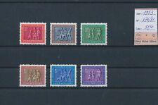 LL99317 Luxembourg 1953 caritas fine lot MNH cv 37,5 EUR