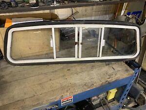 CHEVY LUV SLIDING BACK GLASS/WINDOW 1974-1977