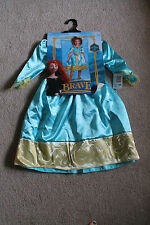 Girls Size 4-6 Disney's Brave Merida Halloween Costume