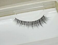 Luxurious3D Handmade Transparent Band Natural Short Slender Thin False Eyelashes