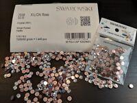 20ss Crystal (clear) Swarovski HOTFIX Flatback Rhinestone 2038 Xilion Hot Fix