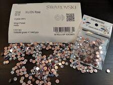 Flamingo Mix of Swarovski® Flatback Crystals No Hotfix