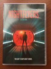Nightflyers: Season One (DVD, 2019)  - Free Shipping!