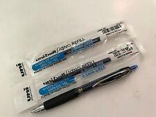 Uni-ball Signo UMN-207 Micro 0.5mm Retractable Gel pen BLUE x 1 pen+2 refills