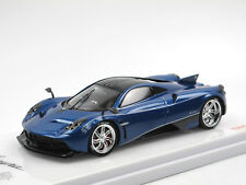 "TSM Model 2015 Pagani Huayra Dinastia ""Baxia"" blue/Carbon black 1:43"