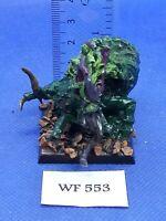 Warhammer Fantasy/40K - Chaos Daemons - Beast of Nurgle Painted - Metal WF553