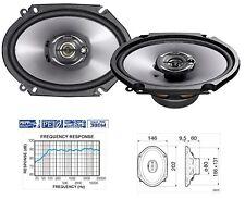 Clarion SRE6832C  3-WEGE 15 x 20 CM 6x8 Autolautsprecher PKW 300 Watt
