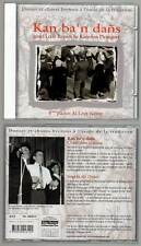 """KAN BA'N DANS """"gand Loeiz Ropars ha Kanerien Pleuigner"""" (CD) 2002 NEUF"""