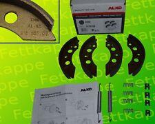 AL-KO Bremsbackensatz 2035 - ALKO Set 72 - 1220328 200x35 - Radbremssatz