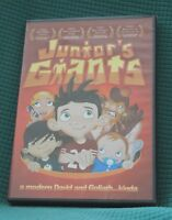 Junior's Giants 1: Anger's Everywhere (DVD, 2005) BRAND NEW/SEAL WRAPPED