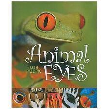 Animal Eyes-ExLibrary