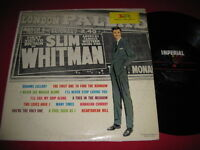 SLIM WHITMAN - IMPERIAL 9135 - RARE COUNTRY LP