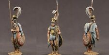 Tin toy soldiers ELITE painted 54 mm  Greek Hoplite with spear