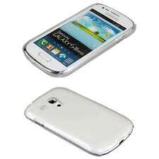 caseroxx Backcover pour Samsung Galaxy S3 Mini i8190 en transparent fait de plas