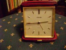 Concord 8 Day, 15 Jewel w/ Alarm Travel Clock