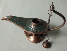 Brass Antique Chirag Oil Lamp size 5 Inch Vintage For Table Top Home Decor