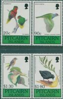 Pitcairn Islands 1990 SG385-388 Birds set MNH