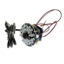 Android Windows Night Vision IR CMOS Camera Module HD 2MP Webcam Video 6mm Lens
