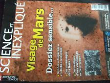 **s Science et inexpliqué n°18 Visage de Mars / Des virus crées en laboratoire ?