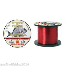 Trabucco T-Force Deep Iso 600m. 0.50 Fishing Line Monofilament