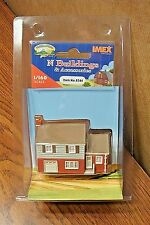 IMEX N SCALE SPLIT LEVEL HOUSE BUILT-UP BUILDING