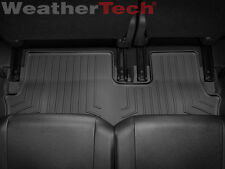 WeatherTech FloorLiner for Mitsubishi Outlander - 2014-2017 - 3rd Row - Black