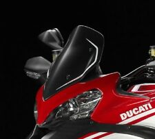 DUCATI Charbon Mat coupe-vent pare-brise vitre MULTISTRADA 1200 2013 - 2014