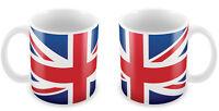 UNION JACK Flag Mug Gift Idea for Christmas coffee Holiday Cup UK England 089