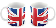 UNION JACK Flag Mug Gift Idea for Christmas Holiday Cup UK England 089