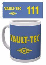 Fallout 4 Taza Vault Tec Vault 111 Nuevo Mercadería Oficial Novedad Regalo