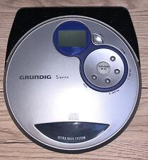 Discman Grundig SQUIXX CDP 4300, Tragbarer CD-Player, batteriebetrieben