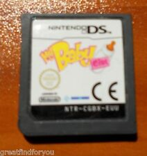 MY BABY GIRL   NINTENDO DS  VIDEO GAME  NICE L@@K!