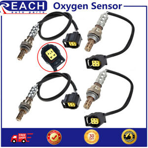 4pcs Upstream+Downstream O2 Oxygen Sensor For 2004 Dodge Ram 1500 2500 3500 5.7L