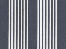 PERENNIALS SUNBRELLA I love stripes  Acrylic In/Outdoor Navy 16 yards New
