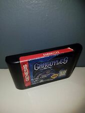 Gargoyles Sega Genesis Cartridge Working