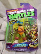 Teenage Mutant Ninja Turtles Leonardo 2013 Playmates Nickelodeon New