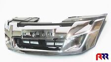 ISUZU D-MAX DMAX CHROME GRILLE 2012-2015 NEW