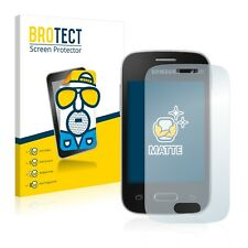 2x BROTECT Matte Screen Protector for Samsung Galaxy Pocket 2 Protection Film