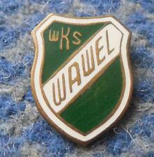 WAWEL KRAKOW POLAND FOOTBALL SOCCER SHOOTING VOLLEYBALL 1970's GREATER PIN