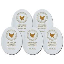HOLIKA HOLIKA Smooth Egg Skin Peeling Gel Samples 5pcs - dodoshop