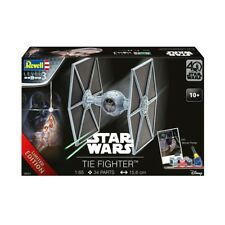Revell Level 3 Model Kit 1:65 Star Wars TIE Fighter 40th Anniversary