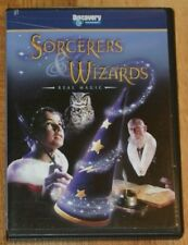 Discovery Channel Sorcerers & Wizards Real Magic DVD.