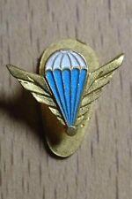 Italian PARACHUTISTS   buttonhole badge