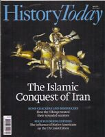 history today-APR 2017-THE ISLAMIC CONQUEST OF IRAN.