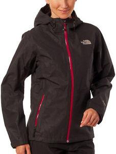The North Face Medusa Shell Jacket Womens Xcountry Ski Hike Black XS $249
