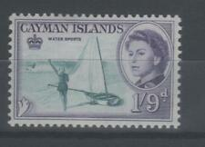 Elizabeth II (1952-Now) Caymanian Stamps